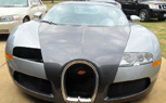 Bugatti Veyron That Crashed in Texas Lake Up for Auction
