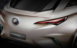 Buick Envision SUV Concept Teased Ahead of Shanghai Auto Show Debut
