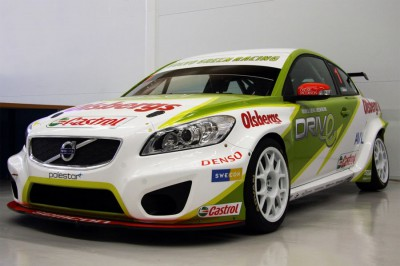 Car-Volvo-C30-STCC-Race-Car