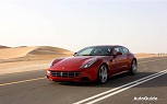 Ferrari FF Sold Out for First Year of Production