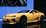 Lexus LFA Nurburgring Edition Video: First Look from the Geneva Motor Show