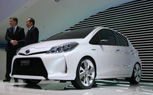 Geneva 2011: Toyota Confirms Yaris Hybrid for 2013 as Yaris HSD Concept Debuts