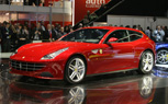 Geneva 2011: Ferrari FF Bows as First Ever AWD, 4-Seater Prancing Horse