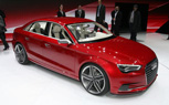 Audi A3 Sedan Likely for North America…. Duh!