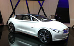 Infiniti Etherea Video: First Look at the Bizarre Hybrid Crossover Concept