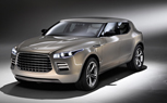 Aston Martin Tie-Up With Mercedes to Give Lagonda a Rolls-Royce Rival