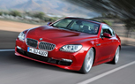 2012 BMW 650i Coupe Breaks Cover