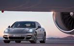 Porsche Panamera Turbo S Ups the Thrust With 550-hp