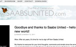 Saabs United Forum Founder Hired to Head-Up Social Media For Saab