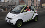 Electric Smart fortwo Production Model To Go On Sale In 2012