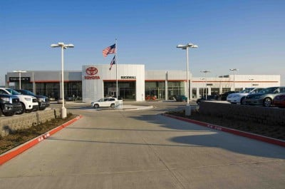Gulf States Toyota, Toyota dealerships, Rockwall, Toyota, 3/15/08