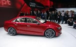 Geneva 2011: Audi A3 Concept Revealed With Turbocharged 5-Cylinder