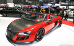 ABT Sportsline Debuts Chrome Red Audi R8 GT S