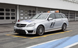 New 2012 Mercedes C63 AMG Estate F1 Medical Car Set to Debut