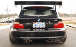 BMW M Coupe With V8 Power Prepares For One Lap Of America [Video]