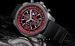 Bentley Supersports Limited Edition Watch Celebrates New Ice Speed Record