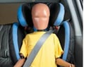 Booster Seats Not Up To Government Standards For Heavier Children