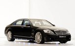 Brabus iBusiness 2.0 Announced, S-Class Goes 219-MPH