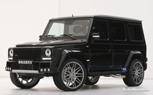 Brabus Creates World's Most Powerful Off-Roader, The 800 Widestar