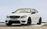 Mercedes-Benz C63 Coupe Gets Video Treatment