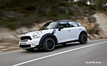 Mini Countryman Receives Top Safety Pick