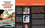 NHTSA Launches Faces of Distracted Driving Series