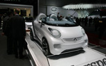 Geneva 2011: Smart Forspeed EV Roadster Wins The WTF Award