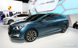 Geneva 2011: Hyundai i40 Tourer Is A Sonata Wagon By Another Name