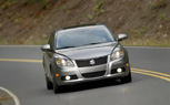 Suzuki Kizashi To Be Sold In The United Kingdom
