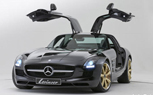 Lorinser Announces RSK8 Wheels for Mercedes SLS [Beautiful Photos Included]