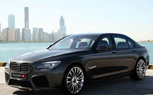 Mansory BMW 7 Series Gets SUV Style