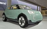 Kia Naimo Electric Car Debuts at Seoul Motor Show, Points Way to Production Model