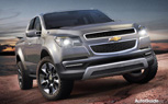 GM Unveils Colorado 'Show Truck' at Bangkok Show