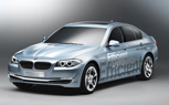 BMW 5 Series 'New Energy Vehicle' Plug-in Hybrid to Debut at Shanghai Motor Show
