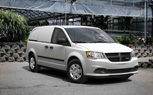 Chrysler Unveils New Ram Cargo Van