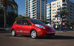 First Substantial Shipment Of Nissan LEAFs Arrives In US