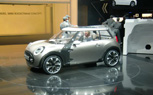 Geneva 2011: MINI Rocketman Returns To Roots With Smaller Hatchback