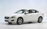 2012 Volvo S60 Drives Away With IIHS Top Safety Pick Award