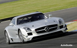 Mercedes-Benz SLS GT3 Gets The Video Treatment