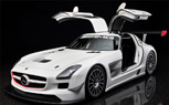 Learn To Drive Competitively In A Mercedes-Benz SLS AMG GT3