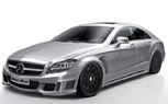 Wald Previews Black Bison Kit for 2011 Mercedes CLS