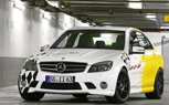 Wimmer RS Tunes Mercedes C63 AMG V8 to 601-HP