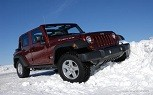 Jeep Wrangler Recalled for Drivetrain Issues