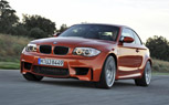 BMW 1 Series M Coupe Bests M3 at Hockenheim