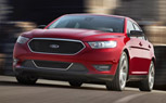 2013 Ford Taurus Restyling Shows Design Future for Falcon, Mondeo
