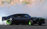 Vaughn Gittin Jr. Takes His 1969 RTR-X Mustang Drifting