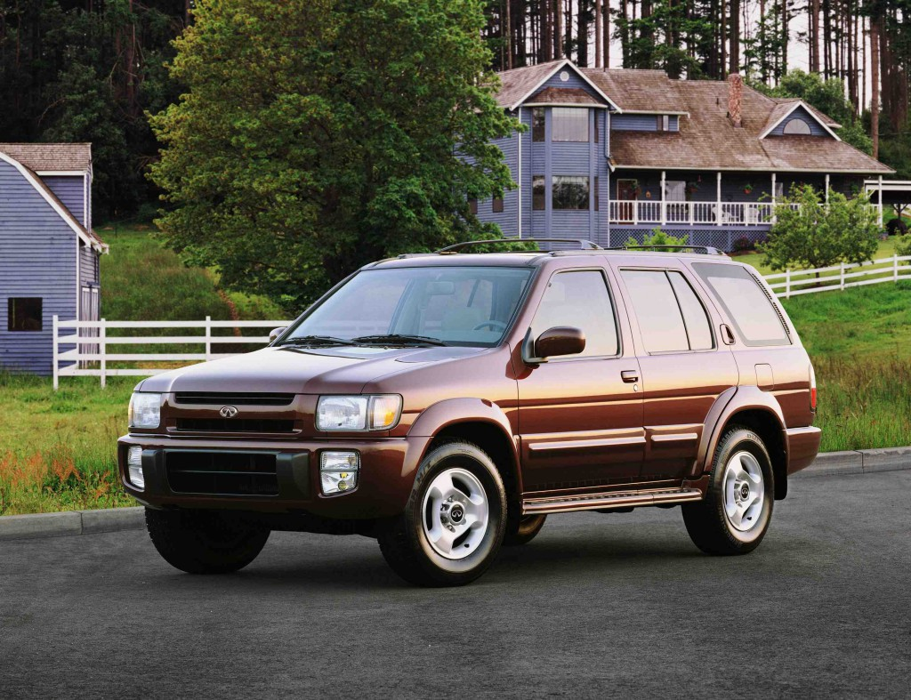 Nissan pathfinder infiniti qx4 recalled for rust and steering problems autoguide com news