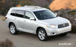 Toyota RAV4, Highlander Recalled for Side Airbag Problems