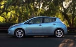 London Mayor Takes Delivery of His Nissan Leaf
