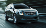 2012 Cadillac SRX Confirmed With 300-hp 3.6-Liter V6